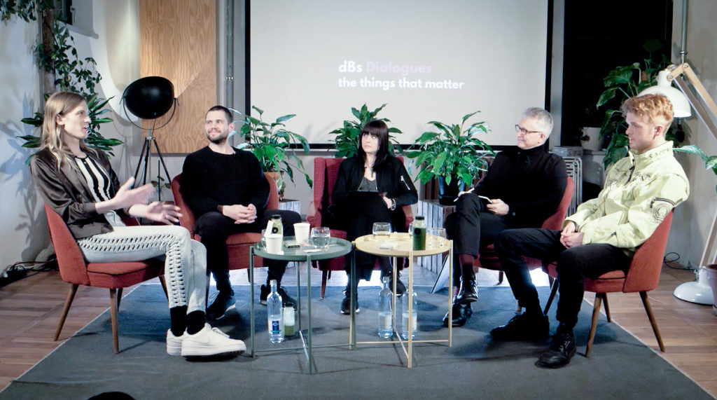 Interview with dBs Dialogues organiser Hannah Deans on mental health in the creative industries. dBs Berlin blog