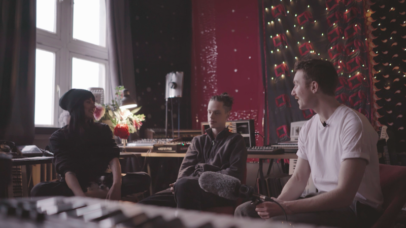 Where Are They Now, Episode 1. Electro duo Lalume reflect on their dBs Berlin journey.