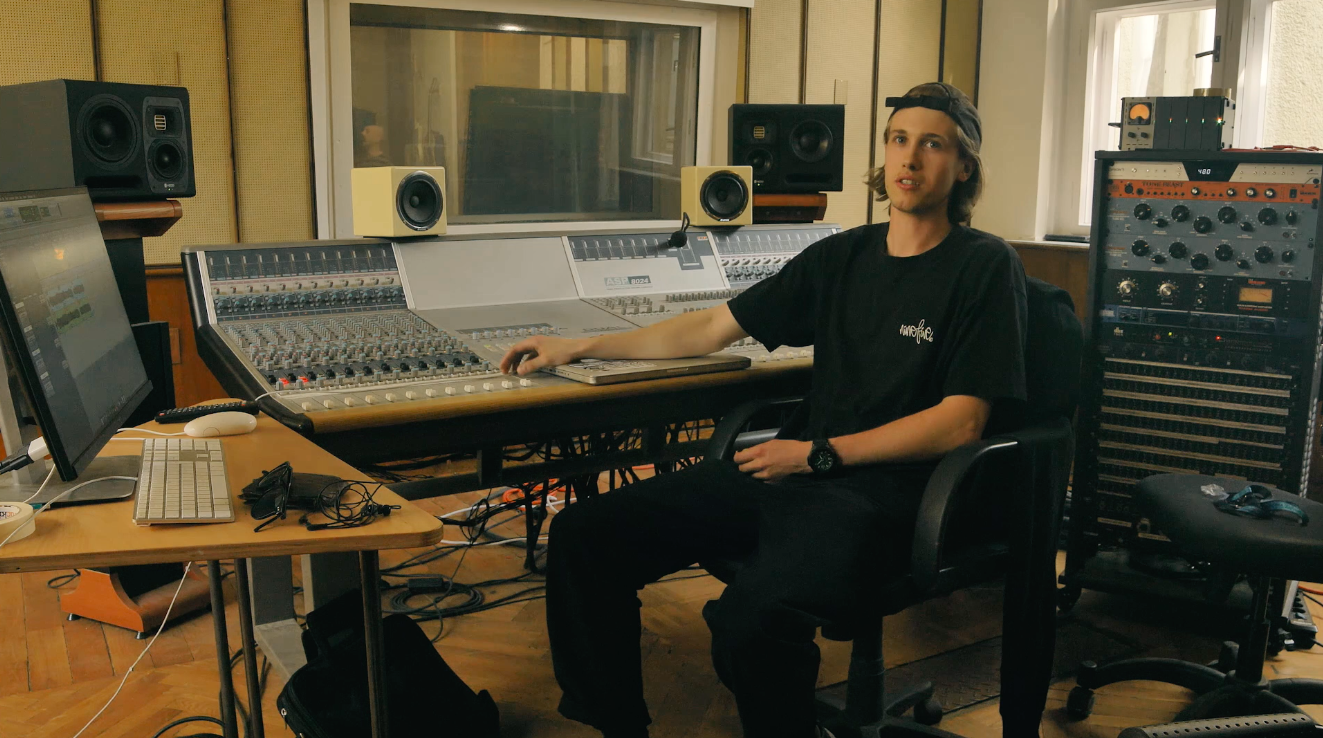 Sound Engineer George Baird on the Art of Losing Your Preconceptions