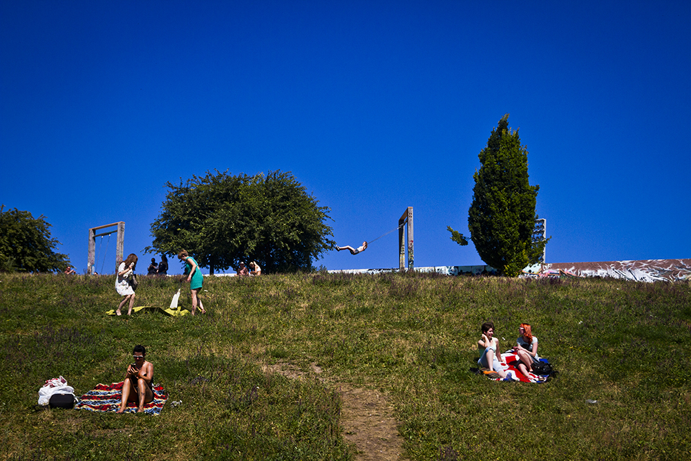 Berlinspiration: The Ultimate Guide to Our Students' Top 5 Berlin Areas   Mauerpark by Dominic Blewett