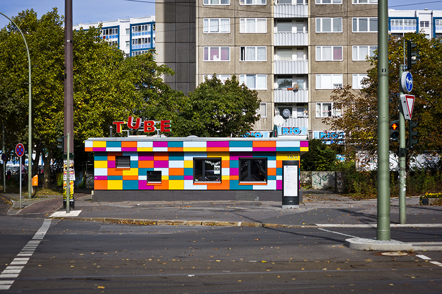 Berlinspiration: The Ultimate Guide to Our Students' Top 5 Berlin Areas   TUBE youth centre Lichtenberg by Dominic Blewett