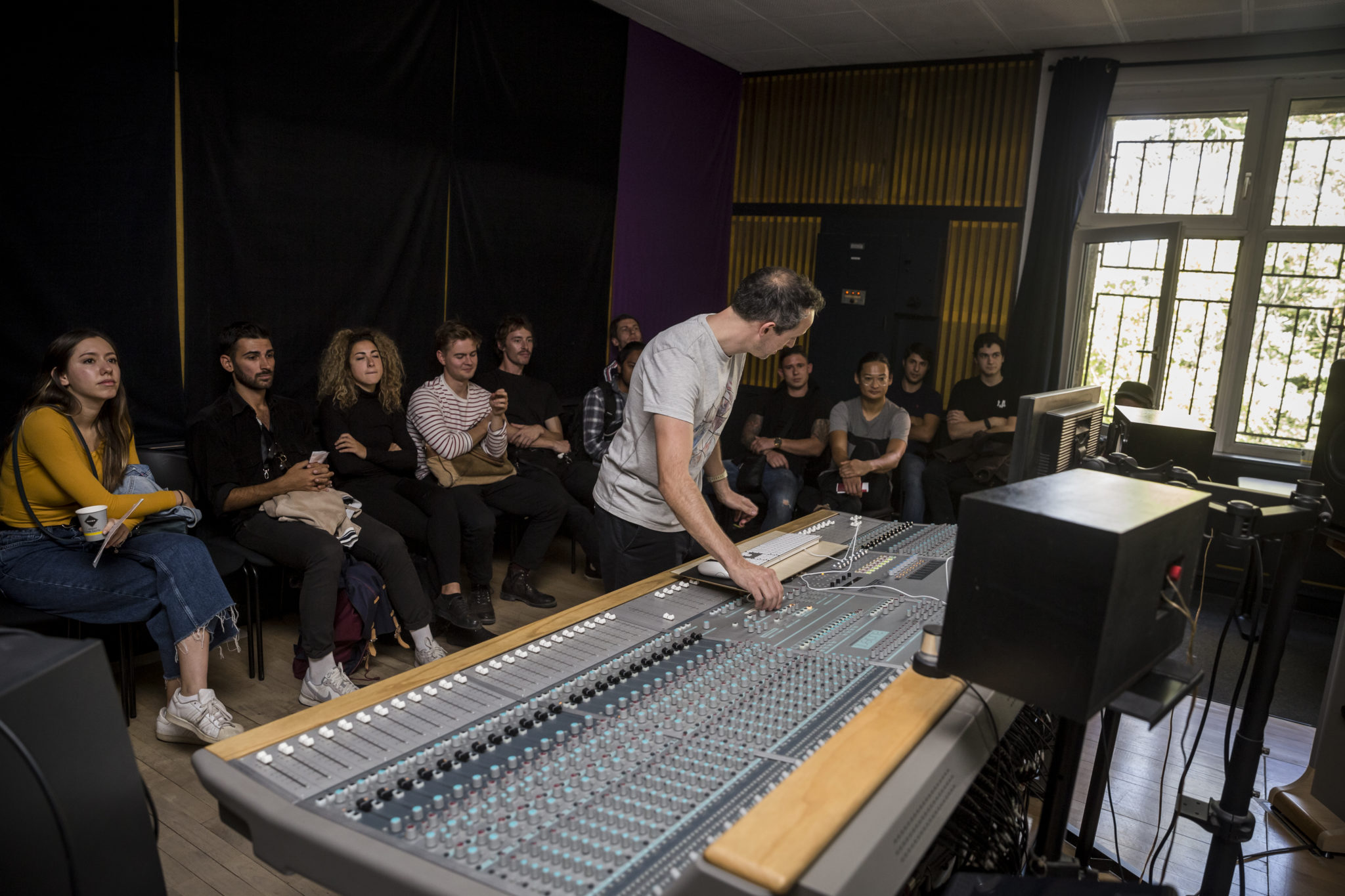 Music Production & Sound Engineering Certificate