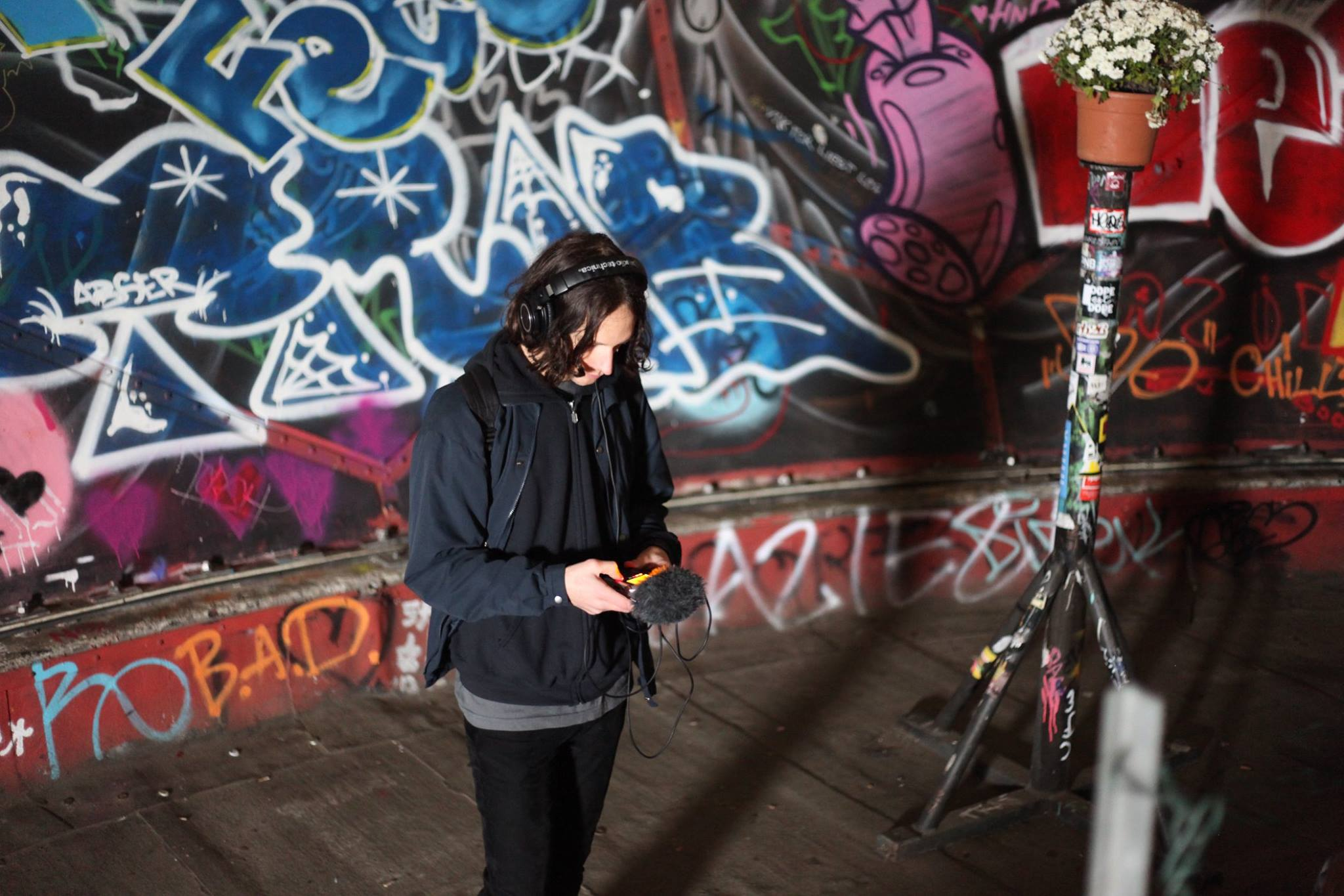 Berlinspiration: Students & Staff Share Their Favourite Field Recording Spots | dBs Berlin