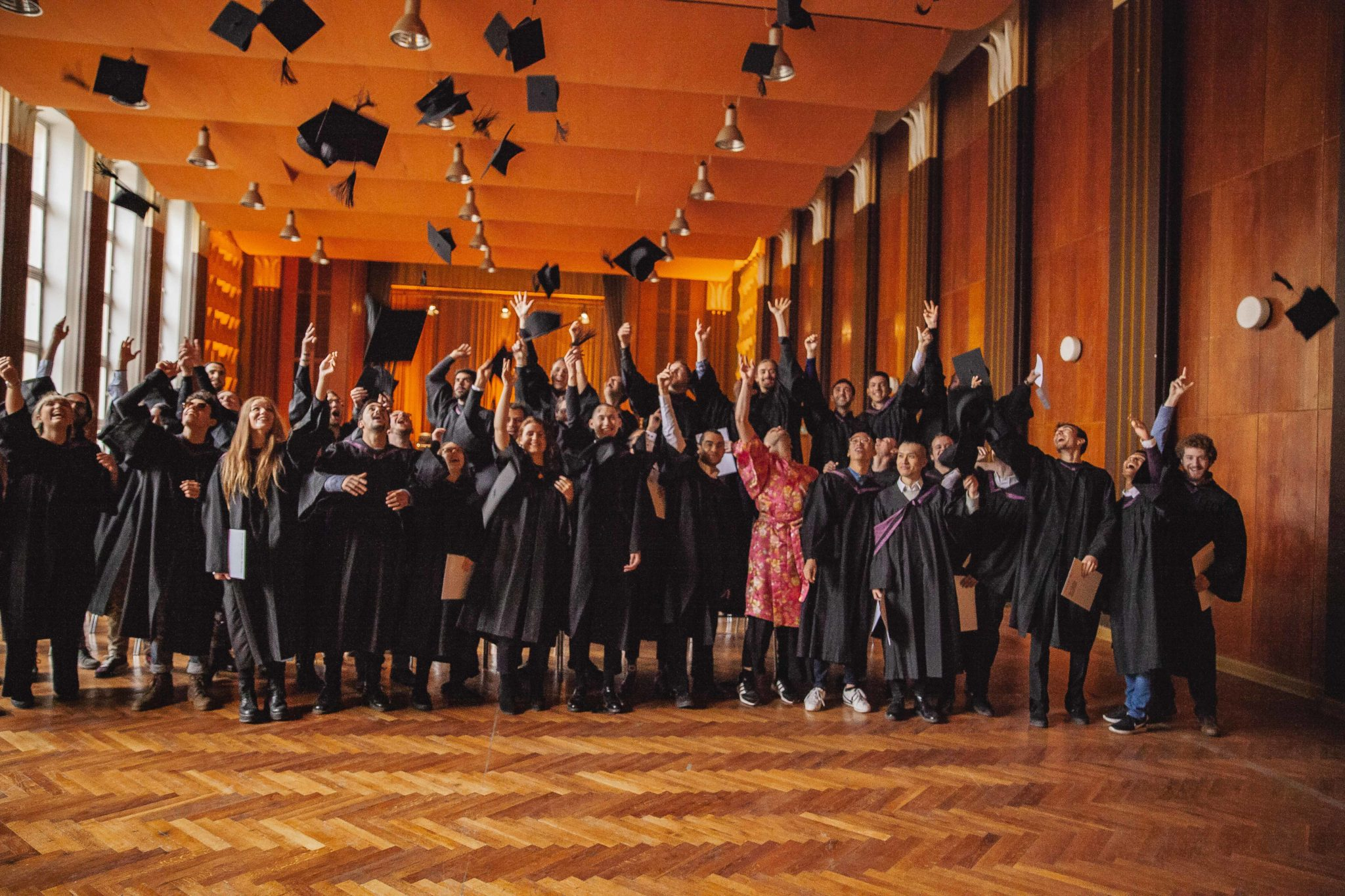Picture Stories: We Celebrate Our Students' Success at Graduation 2018