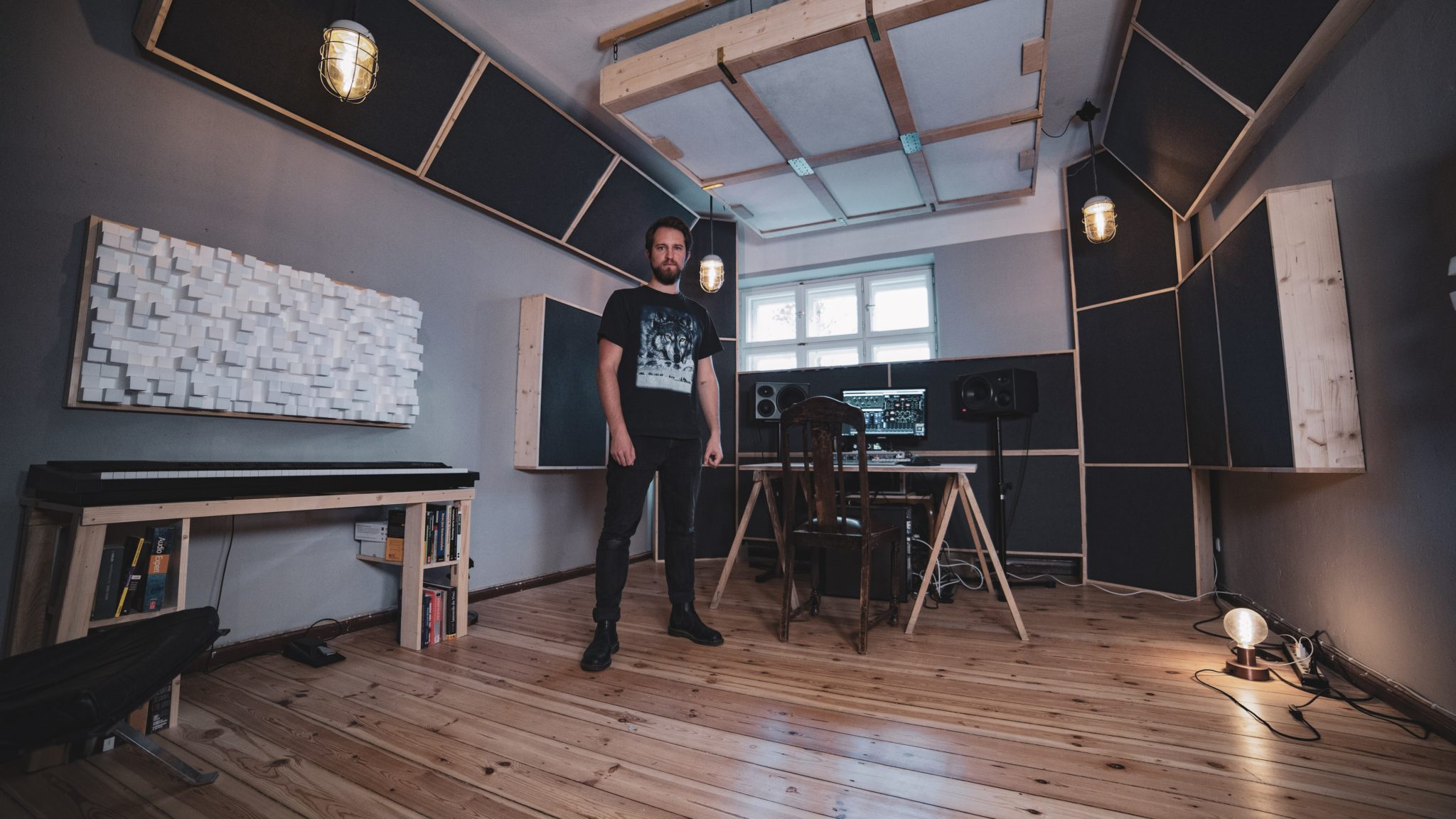 Creativity Bites: Mixing Engineer & dBs Music Tutor Philip Röder on How to Build Your Own Studio
