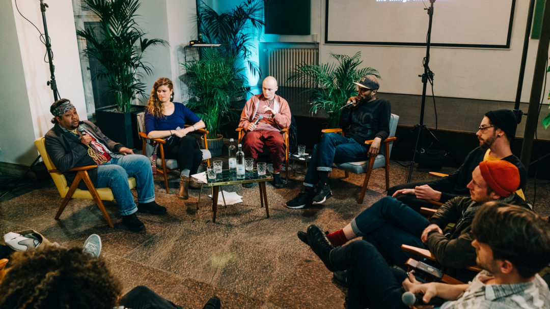 Can You Copyright Culture? 5 Things We Learnt at dBs Dialogues | dBs Berlin