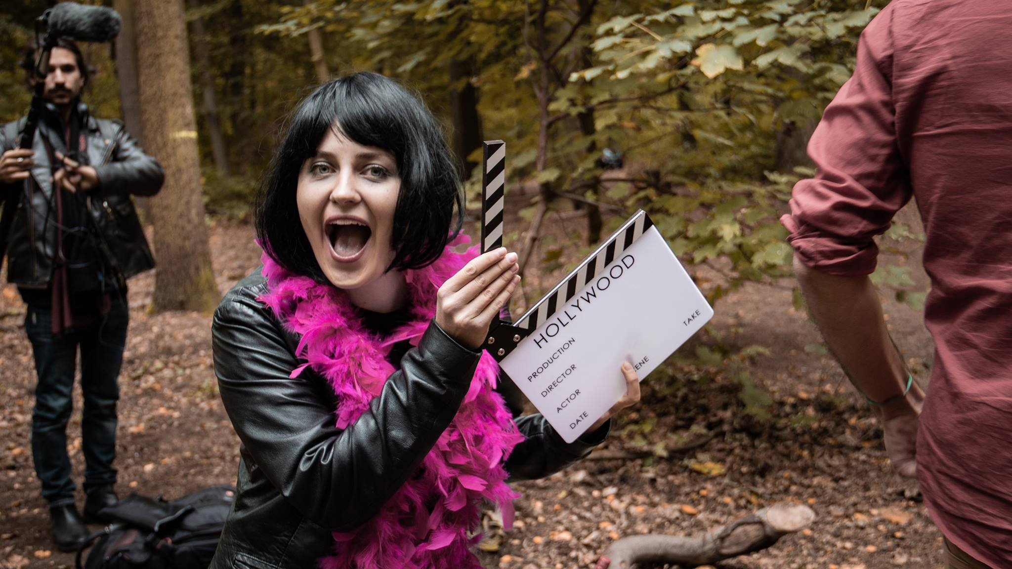 Go Behind the Scenes of our Film Production Students' Year 1 Films